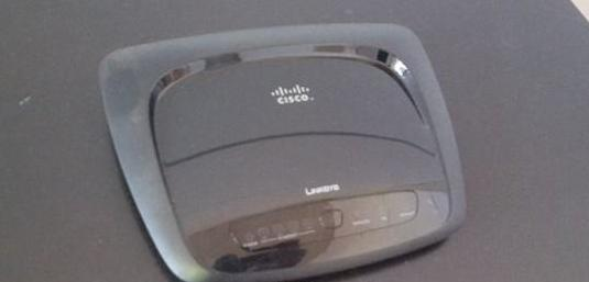 Linksys cisco modem router wag120n