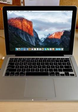 Macbook pro (mediados 2009) ssd 250gb