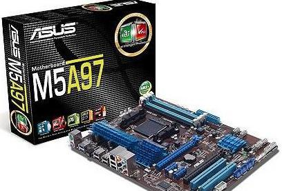 Placa base asus m5a97 socket am3