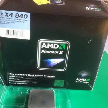 Procesador amd phenom ii x4 940 socket am2