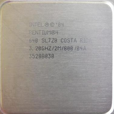 Procesadores intel socket 775 y 478