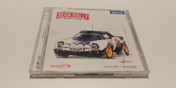 Sega rally 2 pc