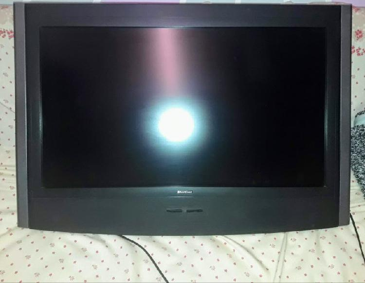 Television tv lcd 32' silver crest plana