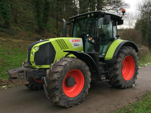Tractor CLAAS ARION 6c50
