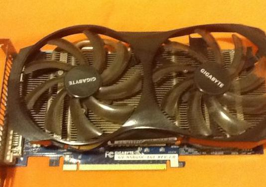 Tarjeta grafica windforce gtx560 1gb