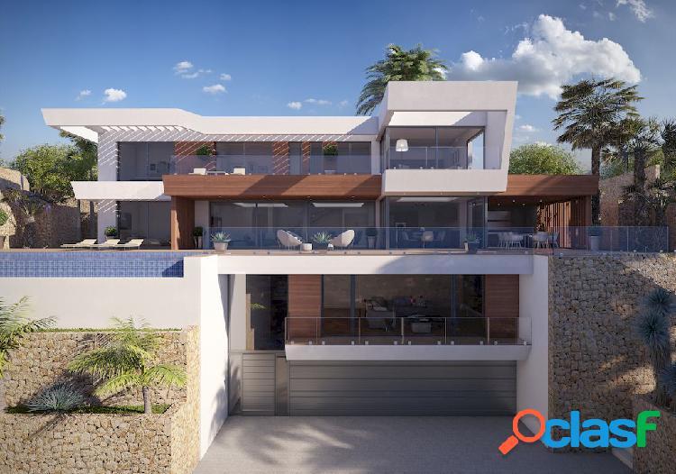 Se vende esta villa moderna co 3