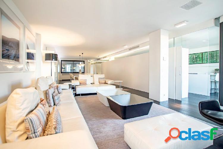 Lujoso piso 308 metros+plaza garaje, reforma diseño, 4 habitaciones+3 baños, 4ª altura