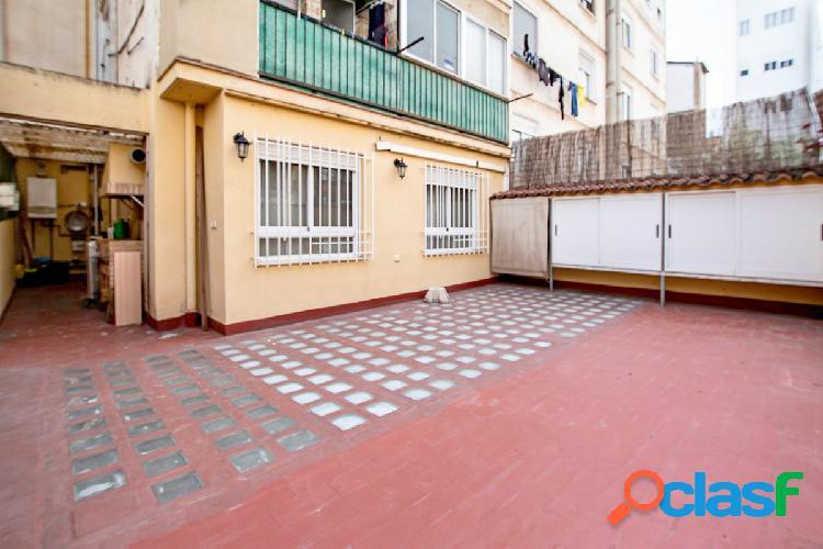 Vivienda 94+50 metros terraza, plaza garaje incluida en el precio, todo reformado, 3 habitaciones+2