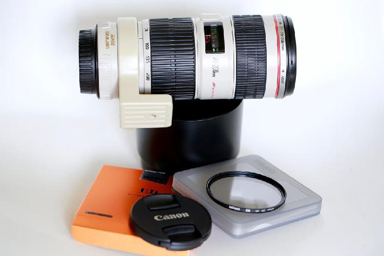 Canon 70 200 f4 is