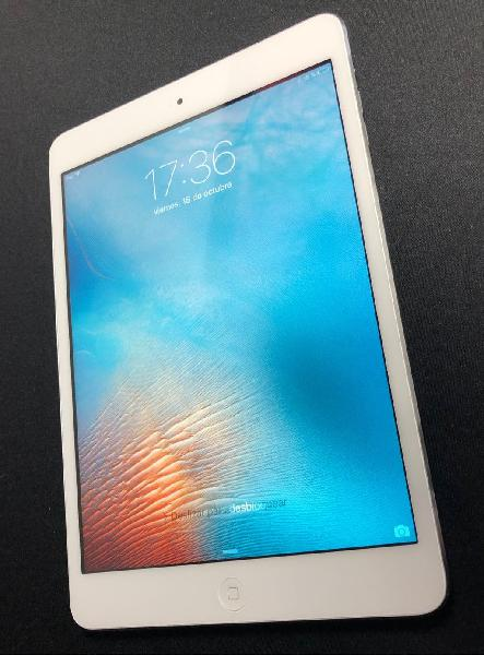 Ipad mini 16gb - blanco