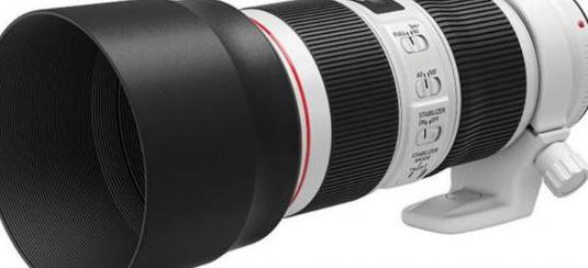 Canon ef 70-200 mm f2.8 l is iii usm ( version...
