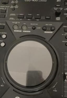 Pack completo pioneer 400 limited edition