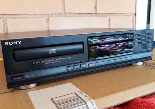 Compact disc sony cdp-m48