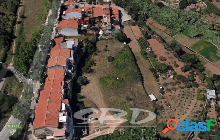 Solar edificable para 16 casas - el brunet, cerca casco antiguo