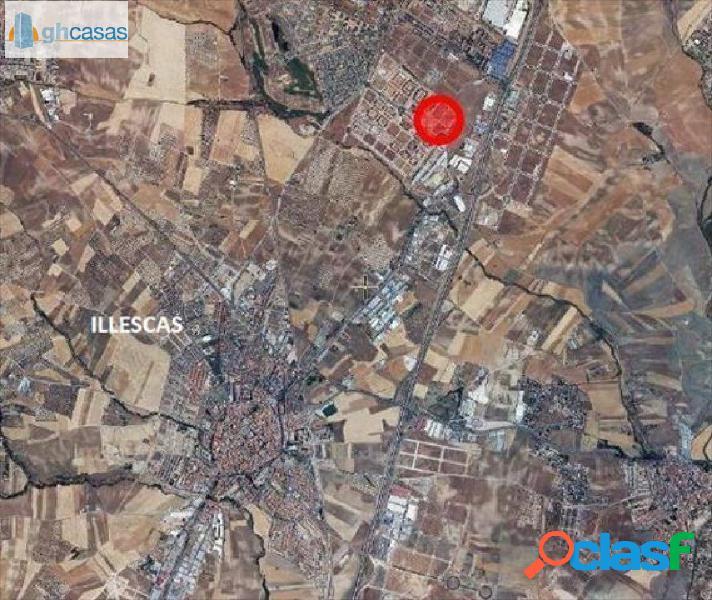 Suelo Urbanizado en venta en Illescas, Toledo