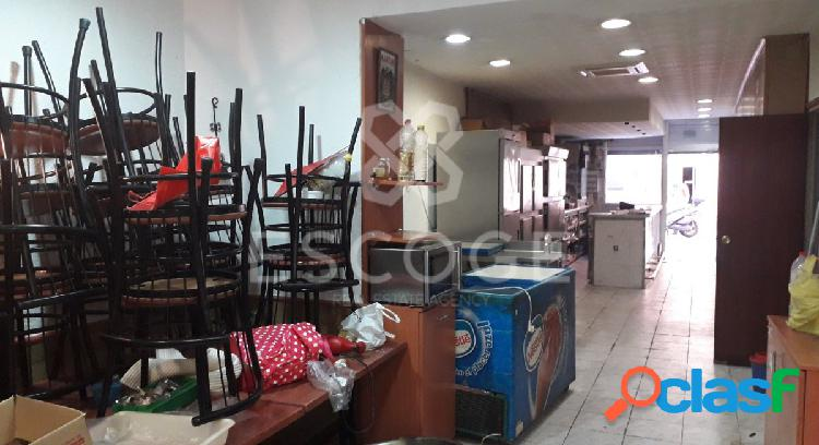 Traspaso bar restaurante zona badal