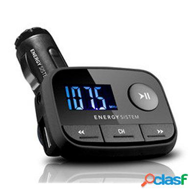 Energy sistem mp3 car f2 black knight, original de la marca energy sistem