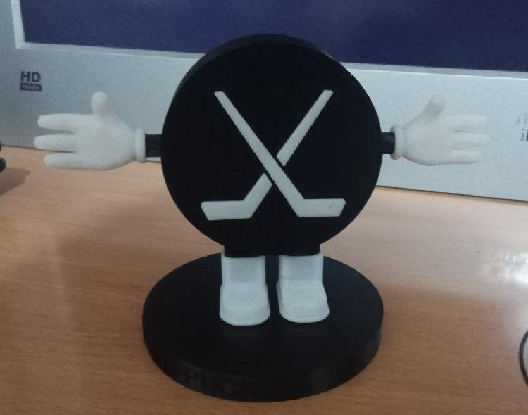 Hockey puck- toy story
