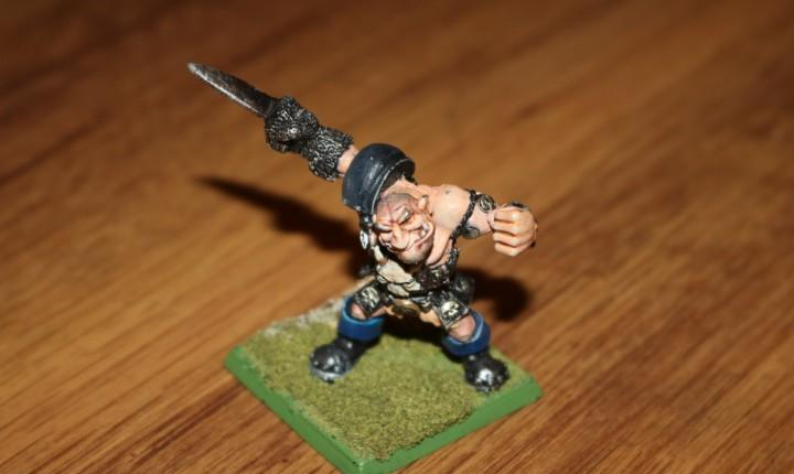 Ogro star player morg n thorg blood bowl miniatura 3a