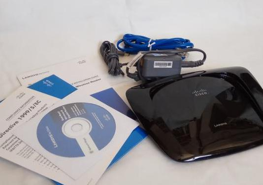 Router linksys wrt320n - dual-band wireless-n 1gb