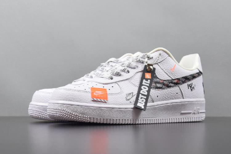 "Zapatos nike air force 1 '07 ""just do it"" shoes"