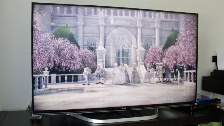 Lg smart tv led 60""