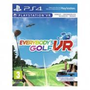Sony - everybody's golf vr, ps4 vídeo juego playstation 4