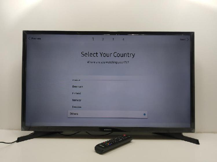 "Tv led samsung smarttv ue32n4300ak 32"" b 92467"