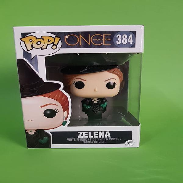 Zelena once upon a time funko pop 384