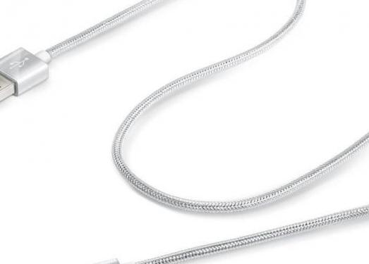 Cable apple lightning / usb - 1 m