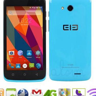 """Elephone g2 quad core -lte: 4g -android 5.0 - 4.5"""""""