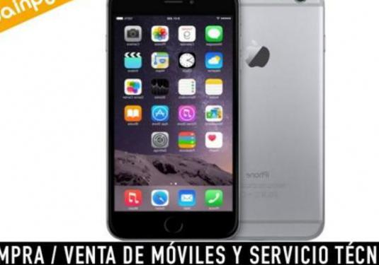 Iphone 6s plus 128gb como nuevo=spainphone