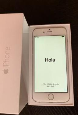 Iphone 6 16gb blanco
