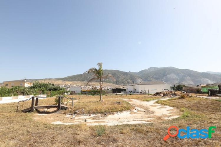 Terreno urbanizable en la mejor zona de padul,