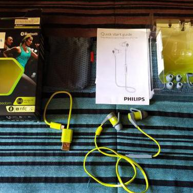 Auriculares bluetooth philips