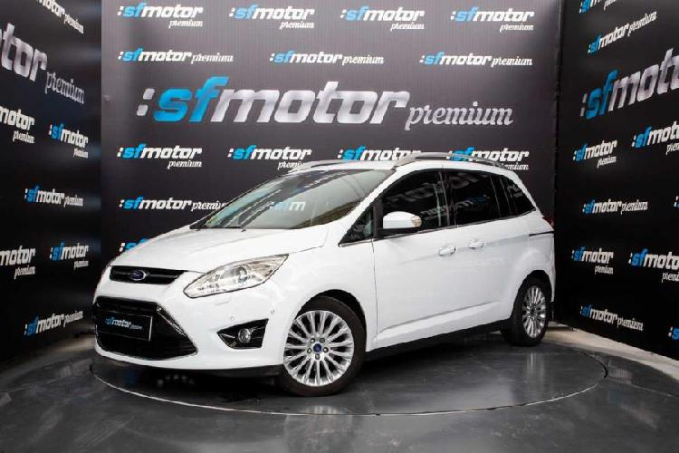 Ford Grand CMax 2013 diesel 140cv