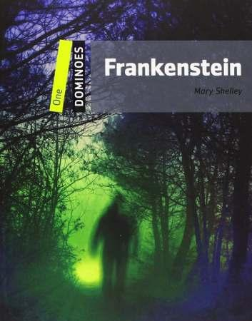 Frankenstein shelley oxford dominoes one con cd nuevo - mary