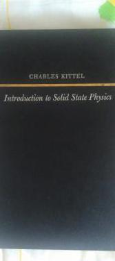 Libro Solid State Kittel