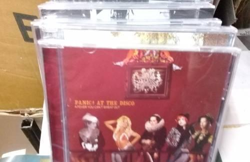 Panic at the disco! (cd nuevo 2006) a fever you can't sweat
