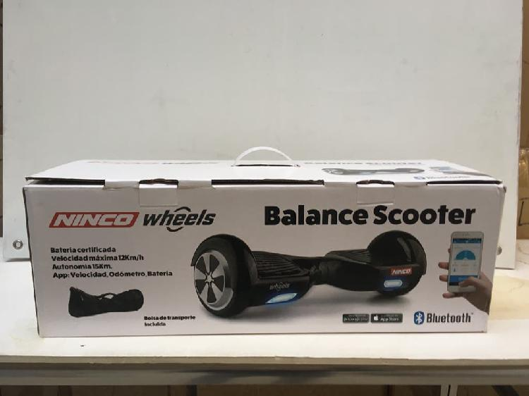 Patinete eléctrico balance scooter