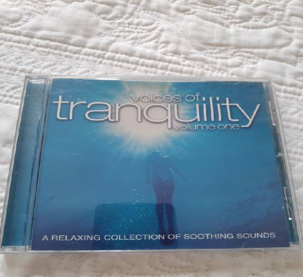 Relax music - voices of tranquility volume one - hypnosis
