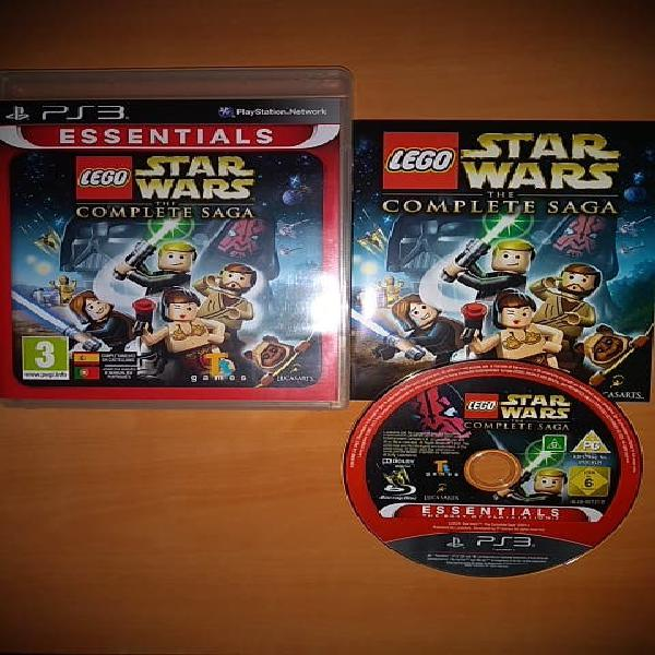 Lego star wars; the complete saga ps3