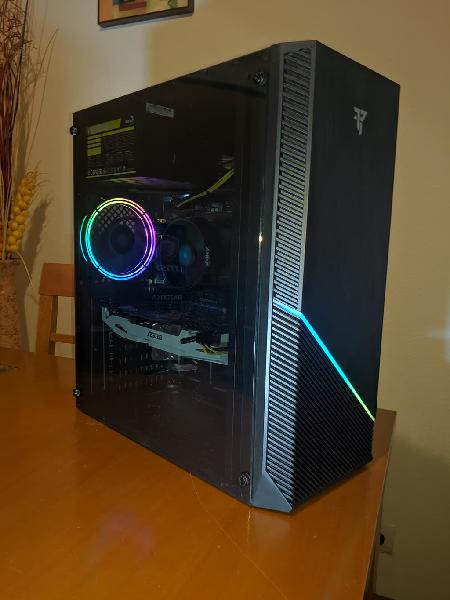 Pc gaming/ ryzen 5/ nvidia 1070/ 124ssd/ 16gb ram