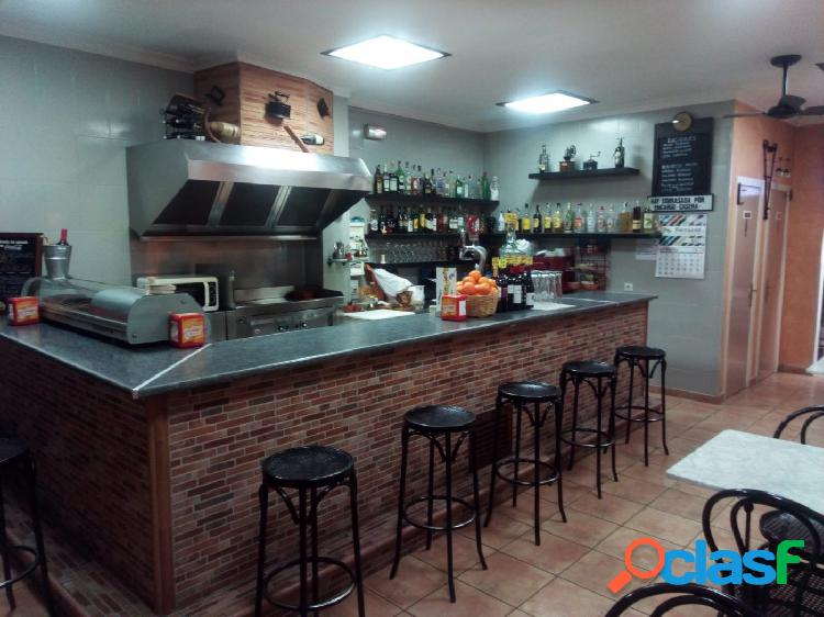 Traspaso bar/ restaurante en s' arenal - llucmajor
