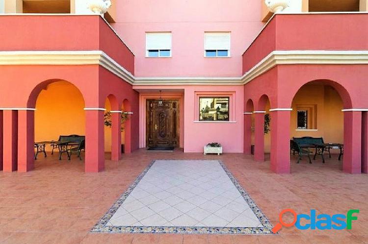 Gran terraza apartamento en las atalyas de aldea del mar