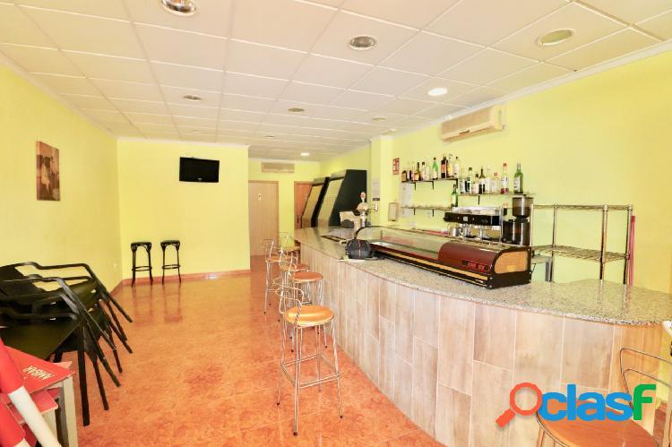 Bar - cafetería en venta y/o alquiler en la zona de juzgados