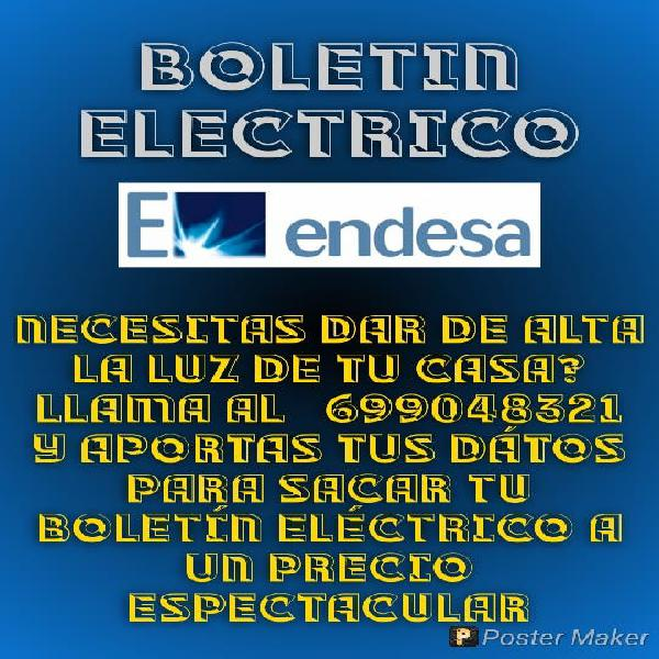 Boletin electrico