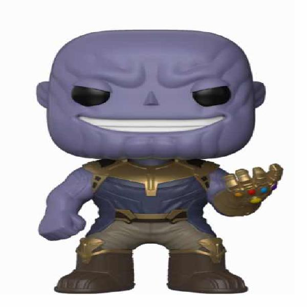 Figura pop marvel avengers infinity war thanos