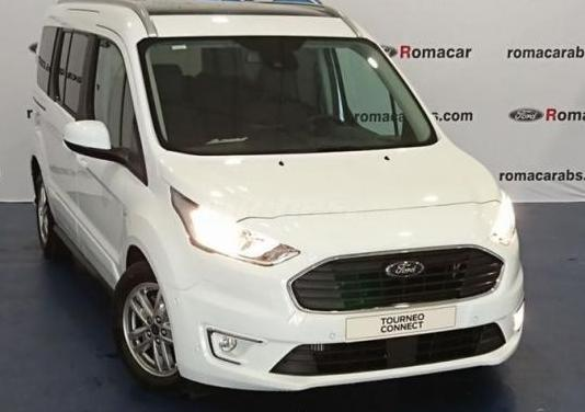 Ford grand tourneo connect 1.5 tdci 88kw 120cv tit