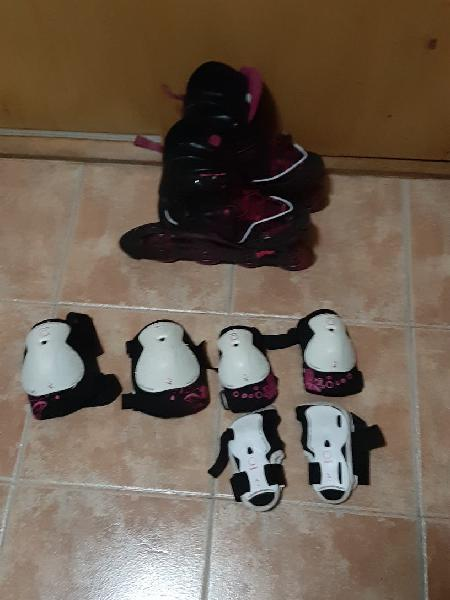 Patines oxelo t. 34-37